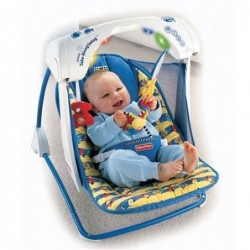 Leagan Fisher Price Deluxe...